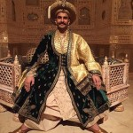 Ranveer Singh look as Peshwa Bajirao in movie Bajirao Mastani