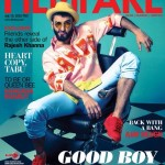Ranveer Singh cover boy Filmfare magazine cover page of July 2015 issue