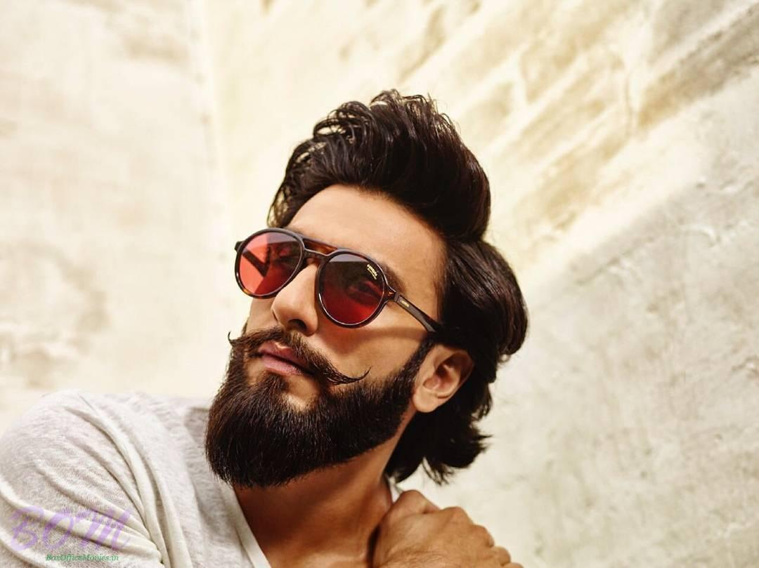 Ranveer Singh pic on being member of Carrera India Eye wear