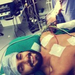 Ranveer Singh selfie from operation theatre – Get Well Soon