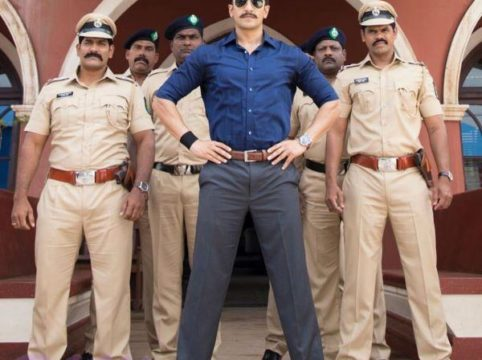 Ranveer Singh simple yet crazy look in SIMMBA movie