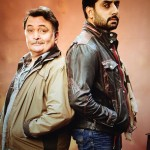 Rishi Kapoor with Abhishek Bachchan in upcoming movie All is Well