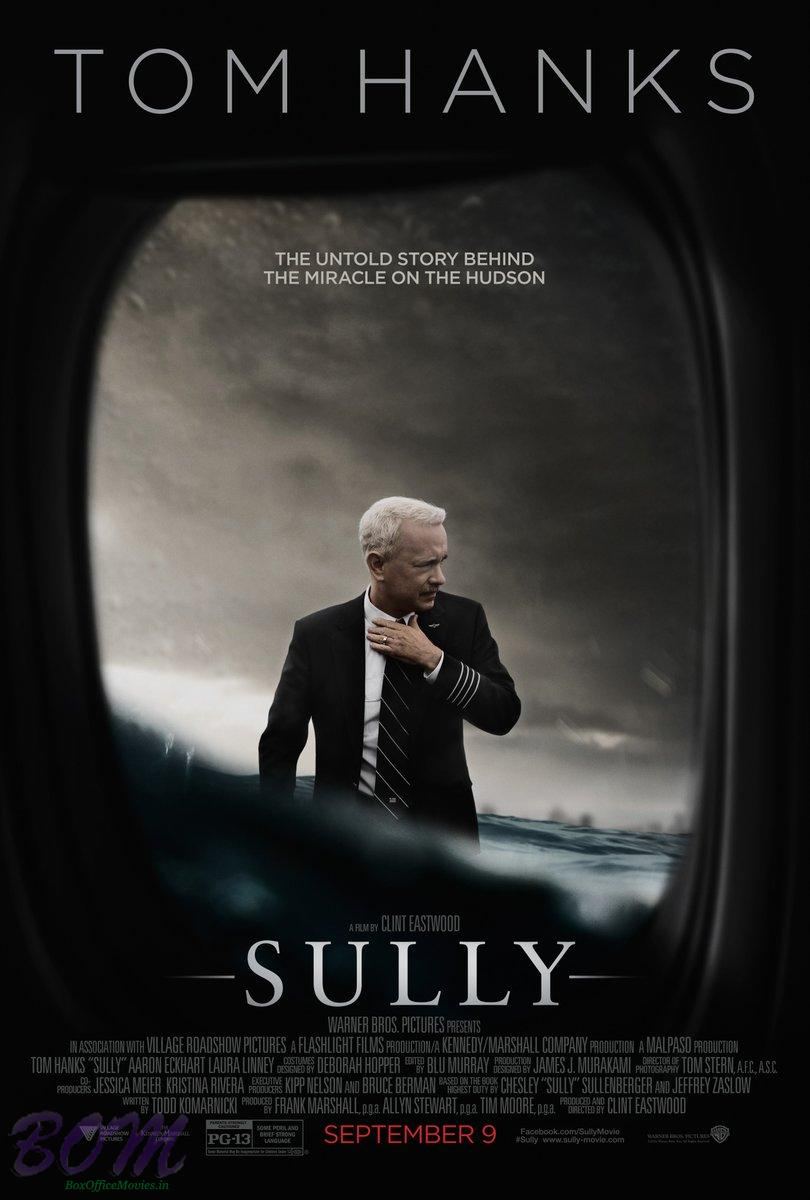 tom hanks starrer sully movie poster pics bollywood