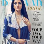 Saiyami Kher cover girl for BAZAAR Magaine August 2016 issue