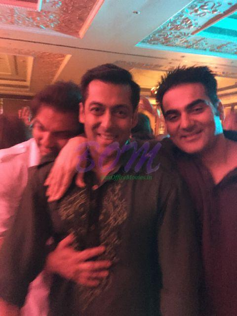 Salman Khan and brothers latest pictures