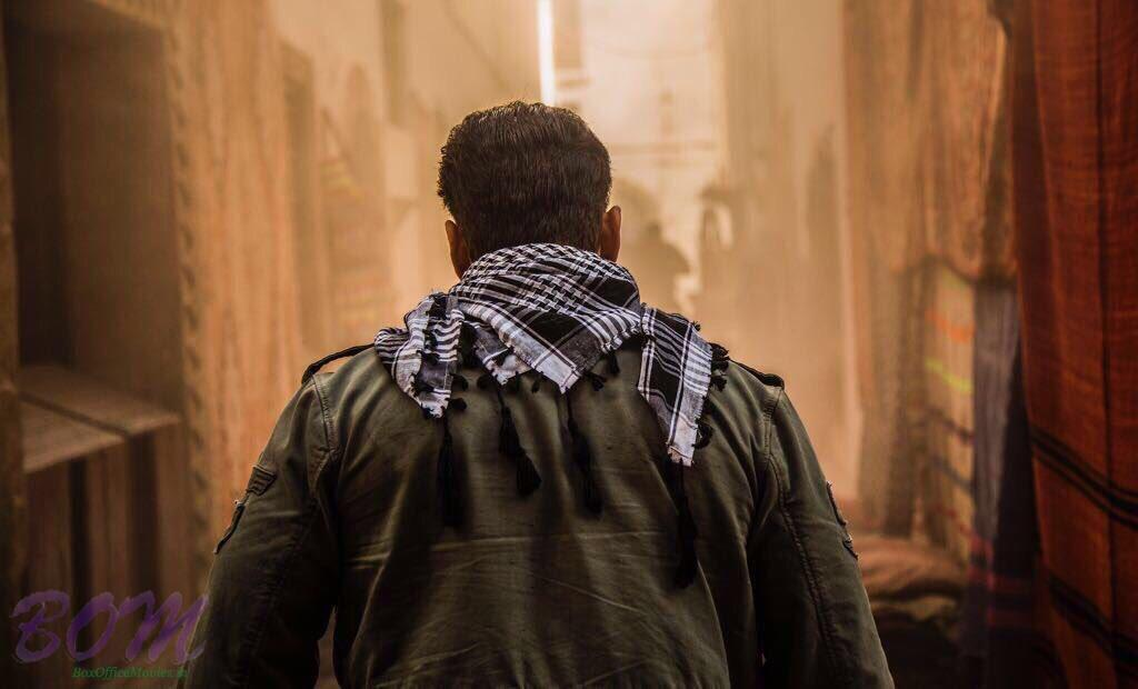 Salman Khan look in Tiger Zinda Hai