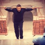 Salman Khan scene 1 in Sultan movie