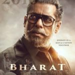 Salman Khan starrer First look poster of Bharat movie