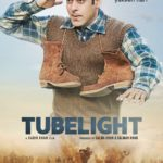 Salman Khan starrer Tubelight movie poster