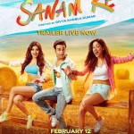 Sanam Re movie new romantic poster