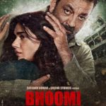 Sanjay Dutt and Aditi Rao Hydari starrer Bhoomi movie poster