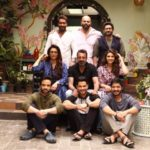 Sanjay Dutt visits the sets of Golmaal Again