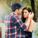 Sara Loren in Ishqclick shooting in madh island with Adhyayan Suman