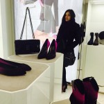 Sara Loren lovely picture during shopping hours