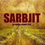 Sarbjit first look logo poster