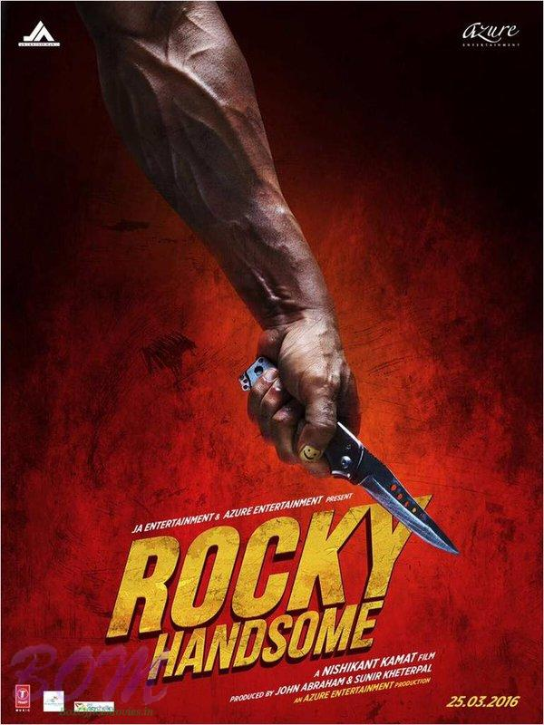 Second teaser poster of Rocky Handsome