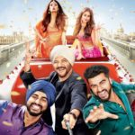 Mubarakan enjoy double bubble with Arjun Kapoor