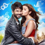 Shaandaar movie poster announcing the relesae date of trailer