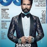 Shahid Kapoor Cover Boy for Go India Magazine Feb 2017 issue