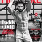Shahid Kapoor cover boy for Filmfare March 2017 issue