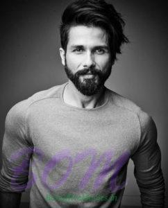 Shahid Kapoor latest stylish picture