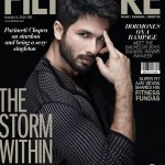 Latest cover page celebs of popular magazines