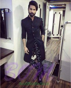 Shahid Kapoor stylish picture ever