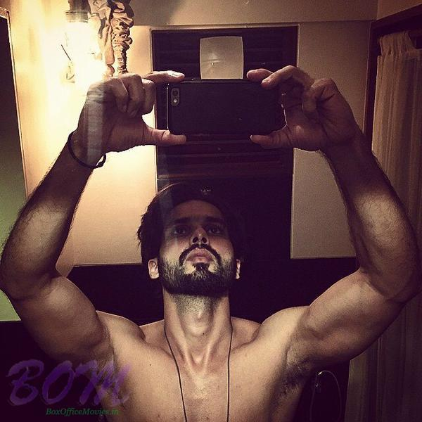 Shahid Kapoor's latest breathtaking selfie