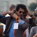 Shahrukh Khan getting prepared for The Ring shooting in Prague