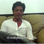 Shahrukh Khan 'Thank you' video on completing 23 years