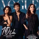 Shahrukh, Mitali & Neeta Ambani for Vogue Women of the year magazine