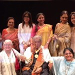 Shashi Kapoor got Dadasaheb Phalke Award at Prithvi Theatre