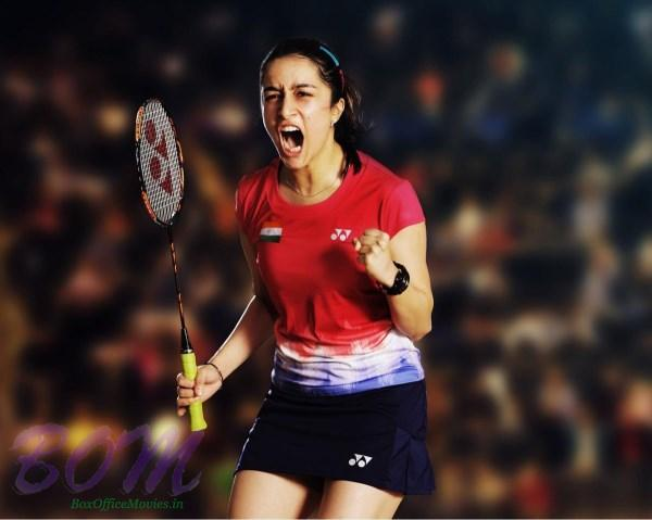 Shraddha Kapoor first look for Saina Nehwal biopic