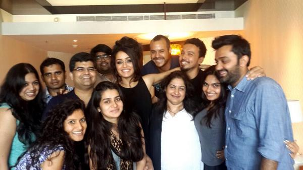 Shraddha Kapoor with others