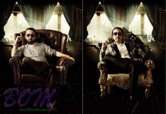 Siddhanth Kapoor 2 transnational looks as Dawood Ebrahim in Haseena