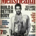 Siddharth Malhotra first ever cover boy pic for Men's Health Magazine in 2007