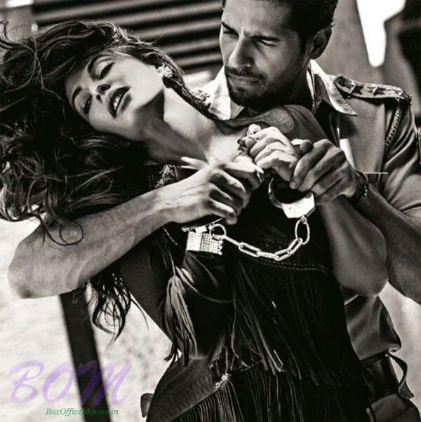 Sidharth Malhotra with Jacqueline Fernandez in Bang Bang movie sequel