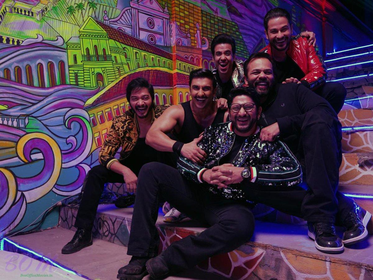 Simmba to surprise with Golmaal popular gang members