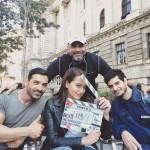 Sonakshi Sinha and John Abraham Force2 starts