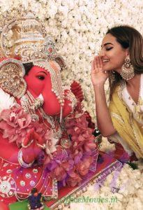 Sonakshi Sinha on Ganesh Chaturthi 2017