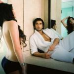 Sonali Raut hot photoshoot with Ranveer Singh