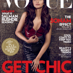 Sonam Kapoor on the Cover Page of Vogue India Magazine September Issue