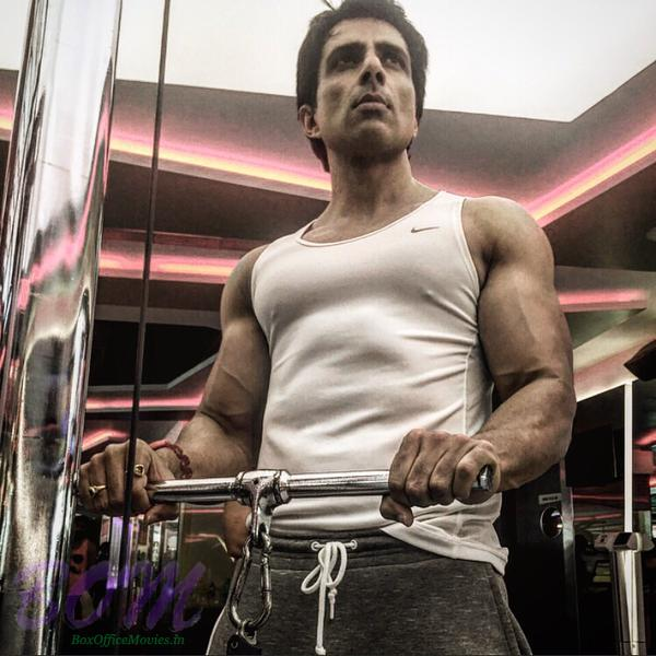 Sonu Sood conquering physical and mental being to win the world