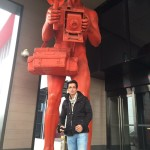 Sonu Sood picture from Beijing while for Kung Fu Yoga