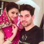 A gorgeous selfie of Sooraj Pancholi with Urvashi Rautela