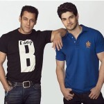 Sooraj Pancholi with the producer of Hero 2015