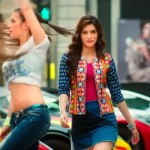 Stylish Kirti Sanon n Dilwale movie