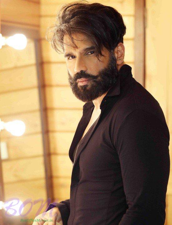 Fittest actor in Bollywood, Suniel Shetty soon to be seen in silent feature film