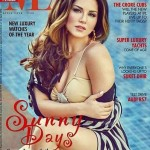 Sunny Leone cover girl for The Man magazine April 2016
