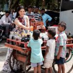 Sunny Leone find this way to beat the heat